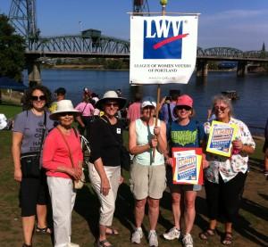 League members support climate change legislation