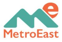 MetroEast logo
